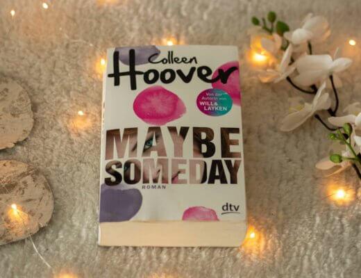Cover von Maybe Someday von Autorin Colleen Hoover
