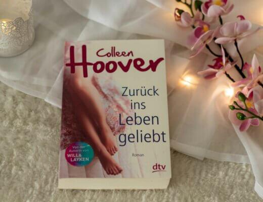 Cover Zurück ins Leben geliebt von Colleen Hoover