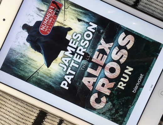 Buchcover Run - Alex Cross