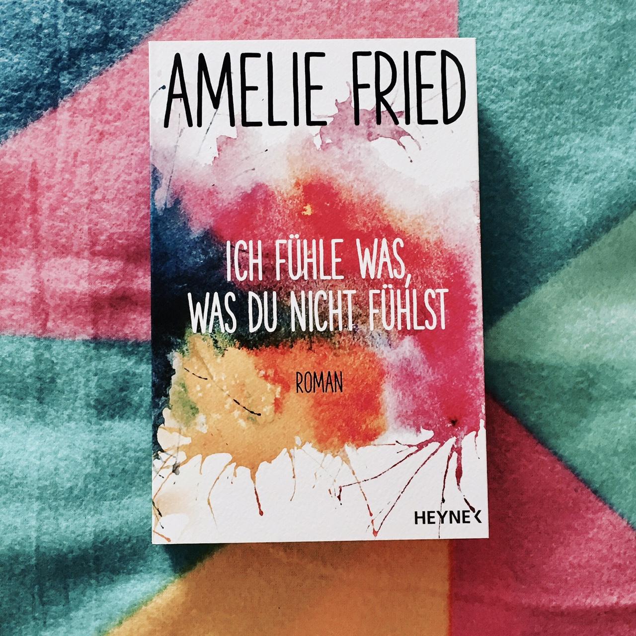 Buchcover von Ich fühle was, was du nicht fühlst