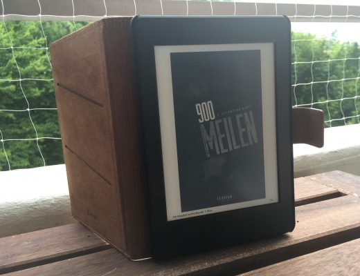 """Cover """"900 Meilen"""""""