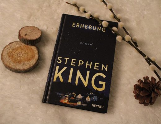 Covr von Erhebung von Stephen King