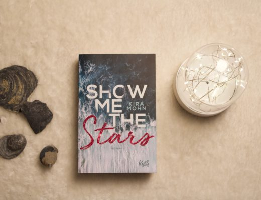 Cover Show me the Stars von Kira Mohn