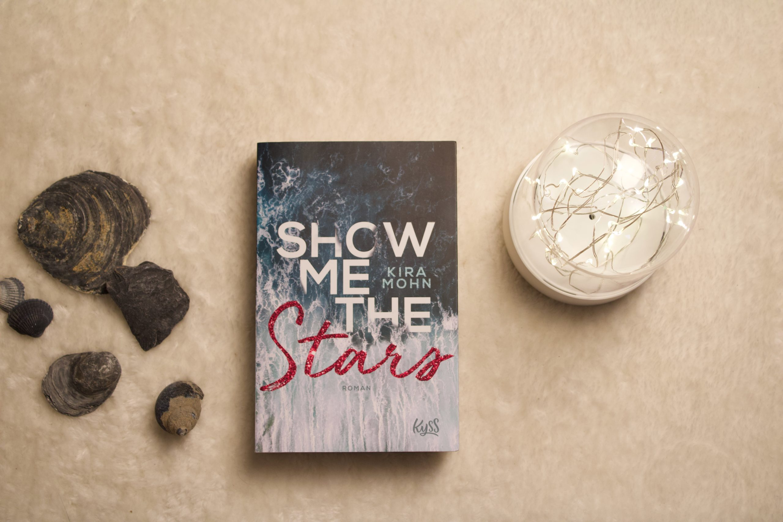 Cover Show me the Stars von Kira Mohn