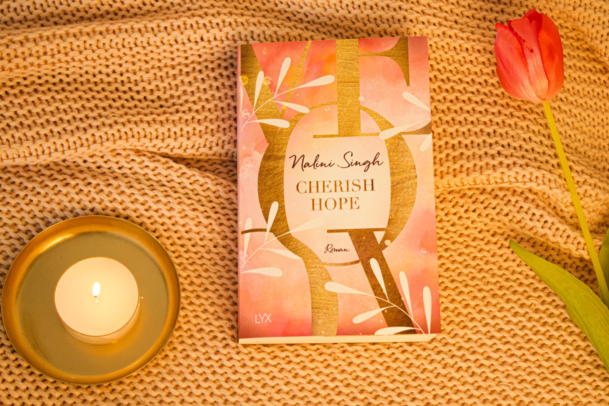 Cherish Hope cover
