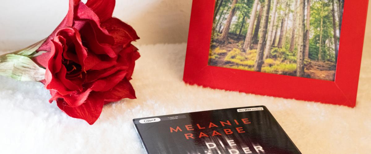 Cover Die Wälder von Melanie Raabe