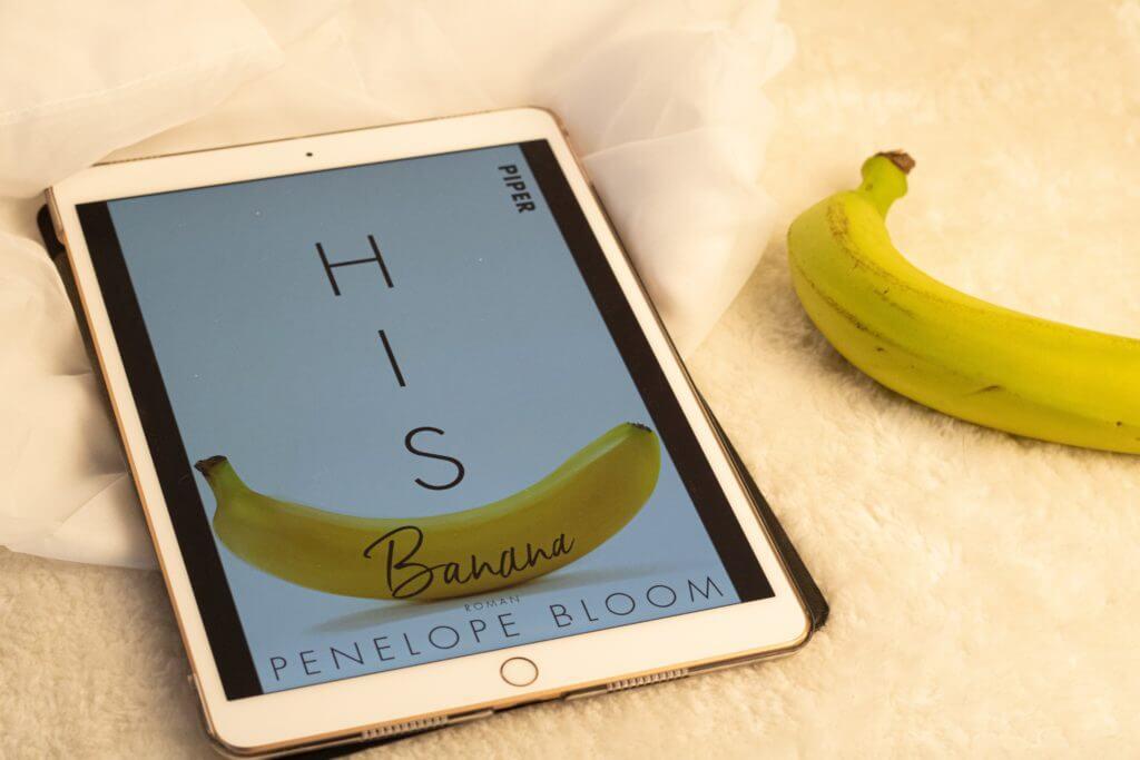 Cover von His Banana von Penelope Bloom