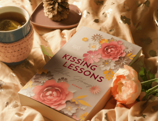 Cover von Kissing Lessons von Helen Hoang