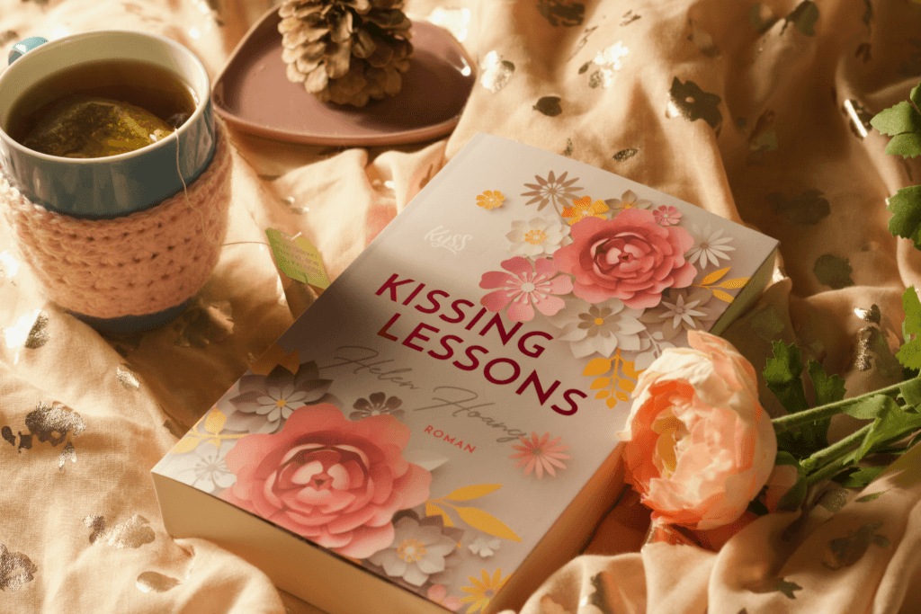 Cover von Kissing Lessons von Helen Hoang
