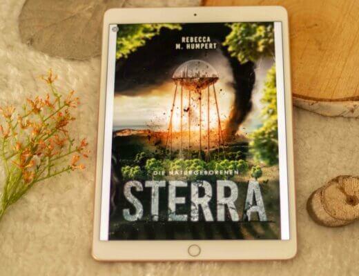 """Cover """"Sterra - Die Naturgeborenen"""""""
