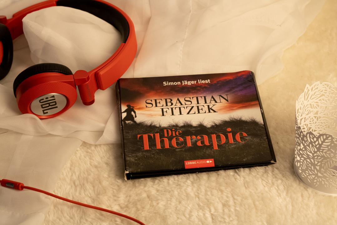 Die Therapie Buchcover