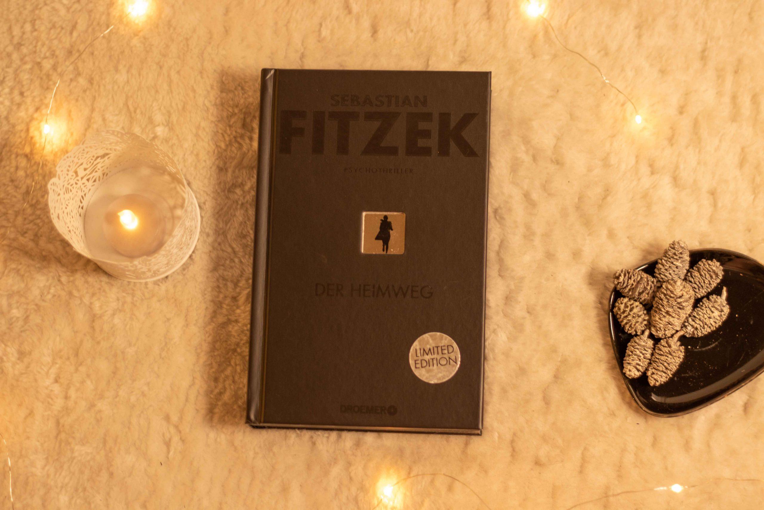 Cover Der Heimweg von Sebastian Fitzek